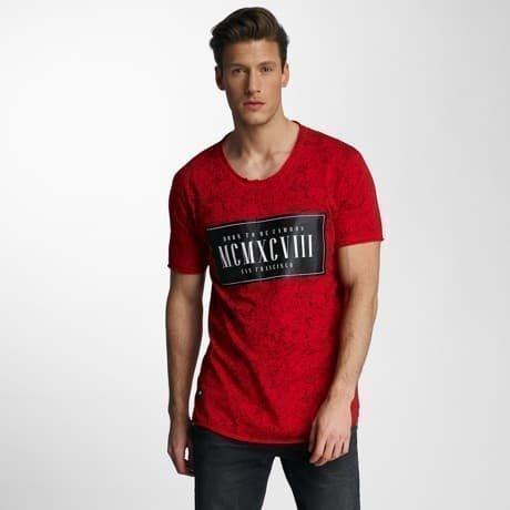 Red Bridge T-paita Punainen