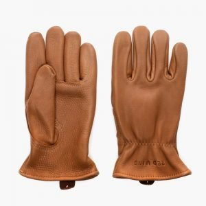 Red Wing Nutmeg Buckskin Leather Glove