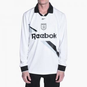Reebok Collared Long Sleeve Training Top