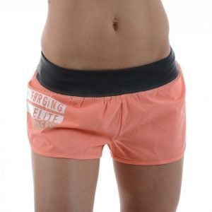 Reebok Crossfit Ass To Ankle Short Treenishortsit Oranssi