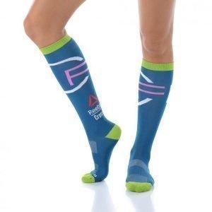 Reebok Crossfit Knee Sock Rf Sukat Sininen