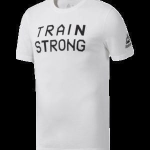 Reebok Gs Train Strong Tee T-Paita