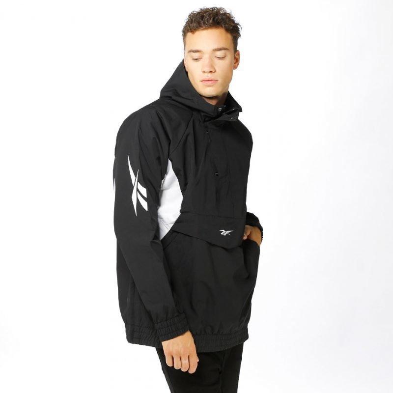 Reebok Half Zip Track Top -takki