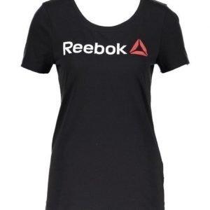 Reebok Linear Read Tee T-paita