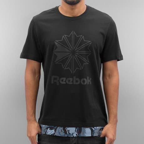 Reebok T-paita Musta