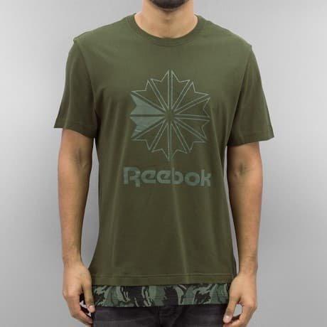 Reebok T-paita Vihreä