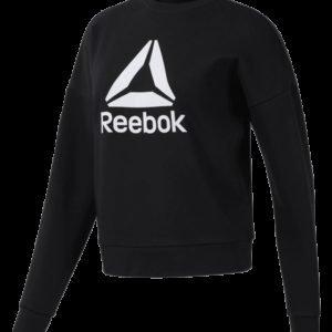 Reebok Wor Big Logo Coverup Pusero