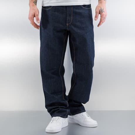 Reell Jeans Baggy Farkut Sininen