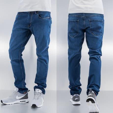 Reell Jeans Kapeat Farkut Sininen