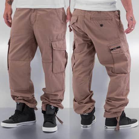 Reell Jeans Reisitaskuhousut Beige