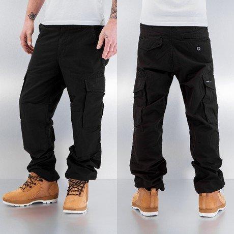 Reell Jeans Reisitaskuhousut Musta