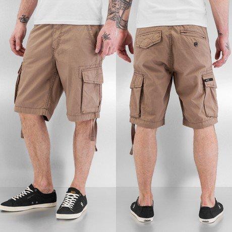 Reell Jeans Shortsit Beige