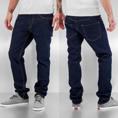 Reell Jeans Straight Fit Farkut Indigonsininen