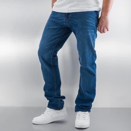 Reell Jeans Straight Fit Farkut Sininen