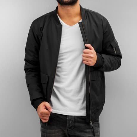 Reell Jeans Välikausitakki Musta