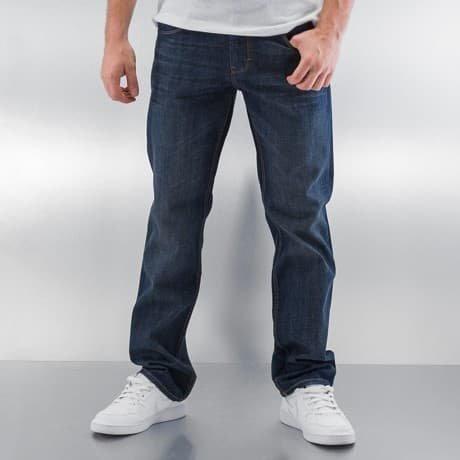 Reell Jeans Väljät Farkut Sininen