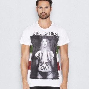 Religion Game On White