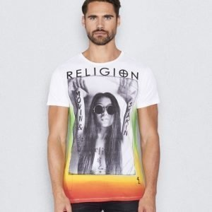 Religion Moving & Shaking Tee White