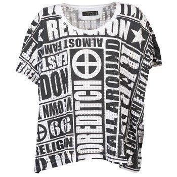 Religion PUNCTURE lyhythihainen t-paita