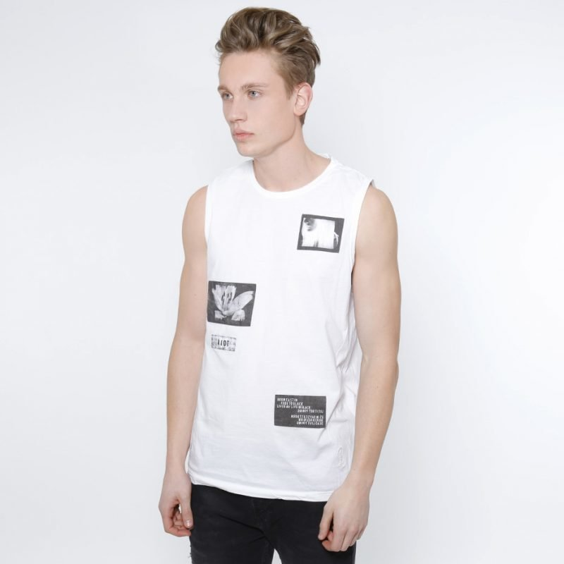 Religion Patch -tank top