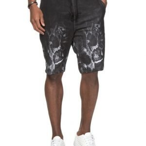 Religion Snake Short Black