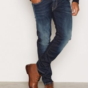 Replay ANBASS Slim Hyperflex Farkut Denim