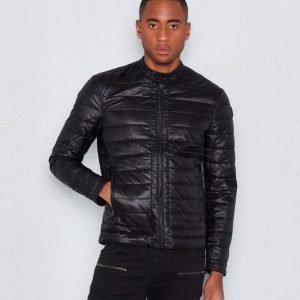 Replay Light Weight Jacket Black