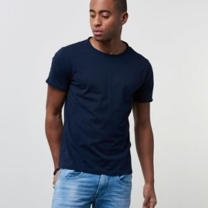 Replay RBJ Tee Navy
