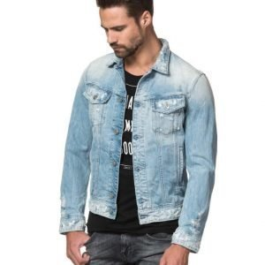 Replay RPL Denim Trash Jacket Used