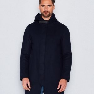 Replay RPL Duffle Jacket Navy