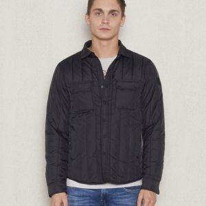 Replay RPL Quilted Jacket Black