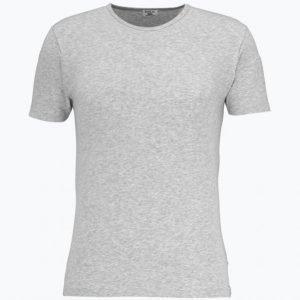 Replay T-Paita Jossa Pyöreä Pääntie Slim Fit