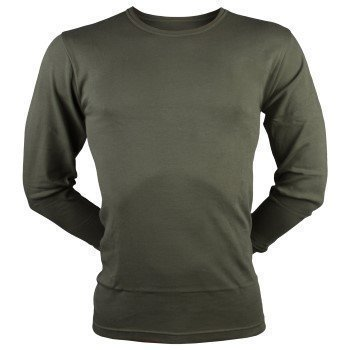 Resteröds Classic Long Sleeves w-round neck 3 pakkaus