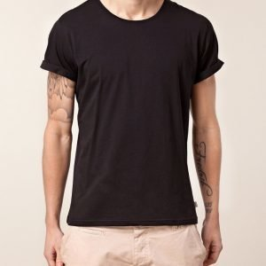 Resteröds Jimmy Solid T-shirt Loungewear Musta