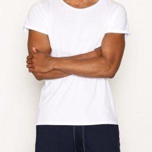 Resteröds Jimmy Solid T-shirt Loungewear Valkoinen