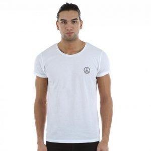 Resteröds Jimmy Symbol Embroidery T-paita Valkoinen