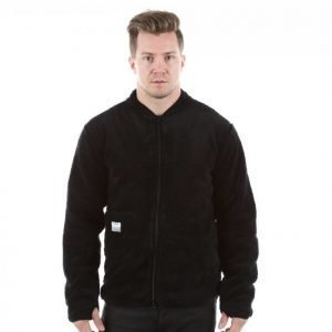 Resteröds Original Fleece Jacket Fleecetakki Musta