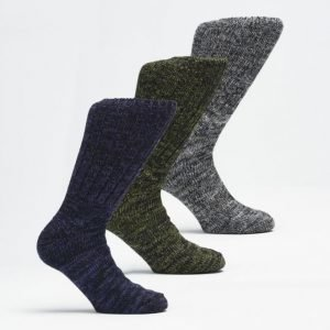 Resteröds Original socks 3-pack 99 Mixed