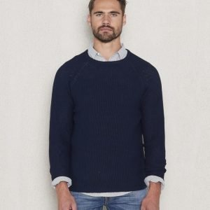Revolution RVLT Basic Knit Navy