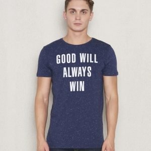 Revolution RVLT Good Tee Navy