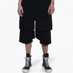 Rick Owens DRKSHDW Kilt Pods Woven Pants