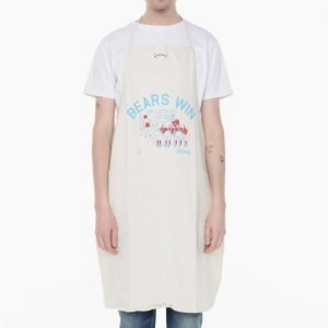 Riding High Graphic Apron