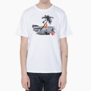 Riding High Hand Embroidery Tee