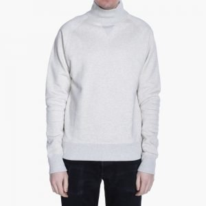 Riding High Loop Wheel Turtle Neck Sweat