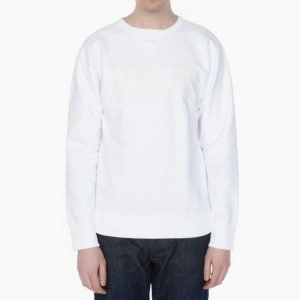 Riding High Overdyed Flocky Crewneck