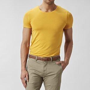 Riley Bayswater T-Paita Keltainen
