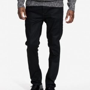 River Island Black Glory Tapered Farkut Dark