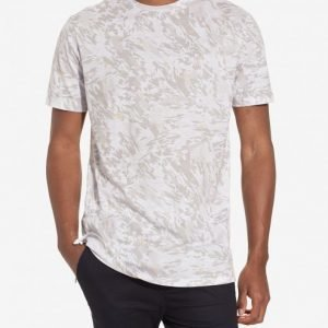 River Island Camo Neutral LL T-paita Neutral