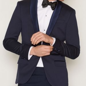 River Island Farnsworth Suit Jacket Bleiseri Navy