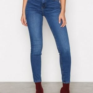 River Island Molly Skinny Jeggings Farkut Denim